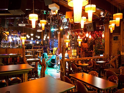 Join the Happy Hour at Psycho Suzi's Motor Lounge in ...