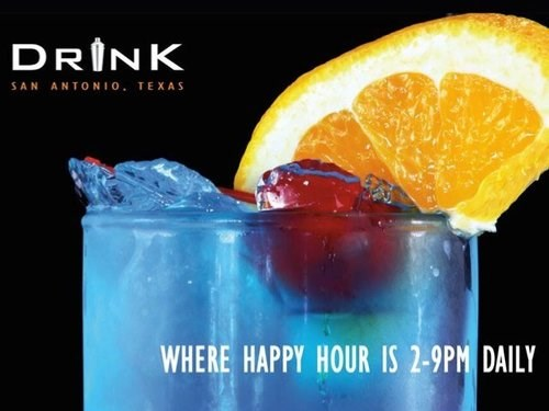 Join The Happy Hour At Drink Texas Bar In San Antonio Tx