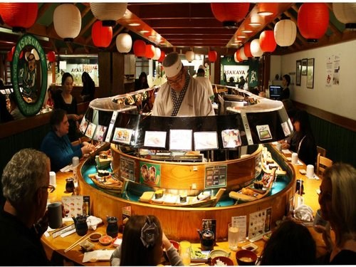 Sushi Restaurant San Francisco Ca
