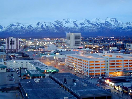 Anchorage Happy Hours