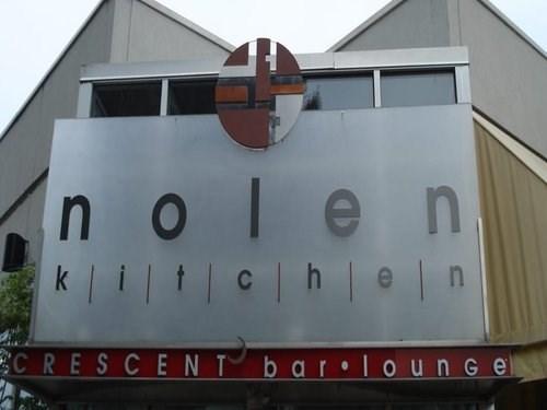 Nolen Kitchen Menu Charlotte Nc