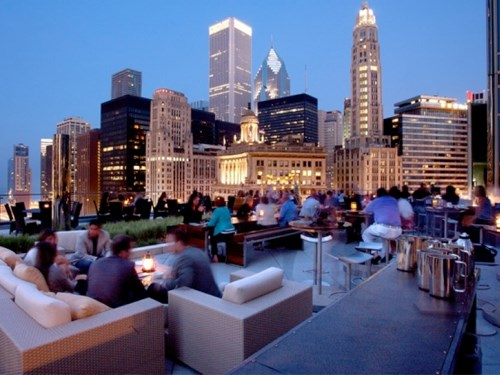 Chicago Happy Hours