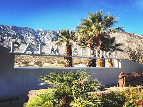 Palm Springs Happy Hours