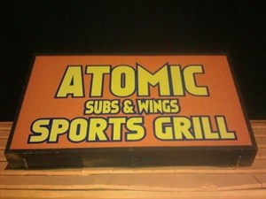 Atomic Subs and Wings