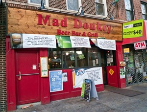 Mad Donkey Beer Bar & Grill