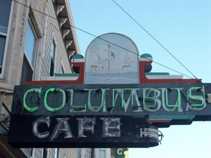 Colombus Cafe