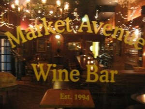 Market Avenue Wine Bar