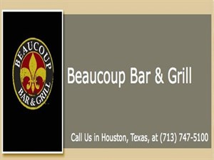 Beaucoup Bar & Grill
