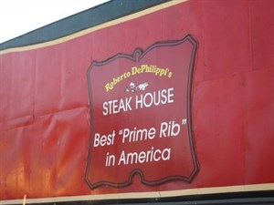 The Steak House on Broadway
