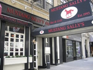 Mustang Sally's Saloon