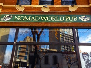 Nomad World Pub