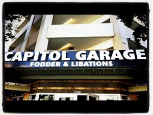 Capitol Garage Coffee Co