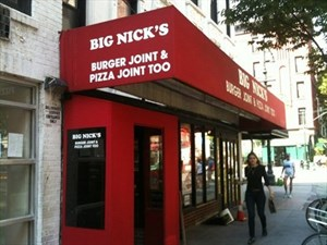 Big Nick's Burger and Pizza  Joint