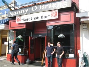 Nanny O'Brien's Irish pub