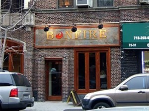 The Bonfire Grill