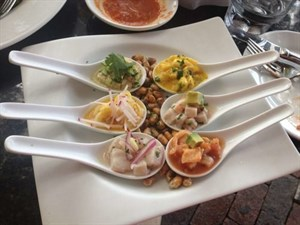 Jaguar Ceviche Spoon Bar & Grill