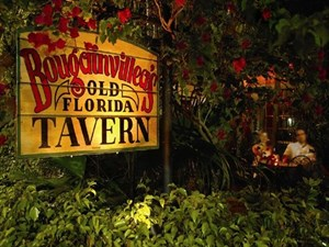 Bougainvillea's Old Florida Tavern