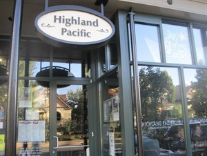 Highland Pacific Restaurant and Oyster Bar