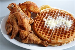 Home of Chicken and Waffles