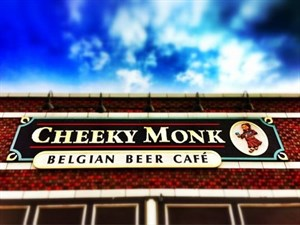 Cheeky Monk Belgian Beer Cafe