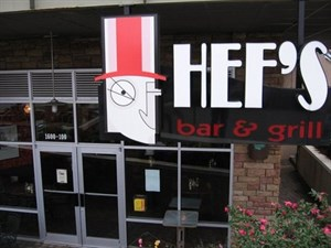 Hef's Bar and Grill