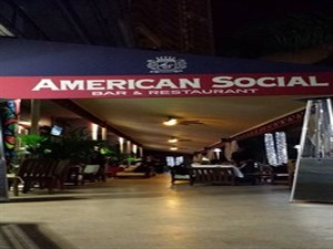 American Social  Bar and Restaurant