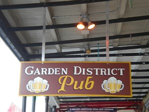 Garden District Pub