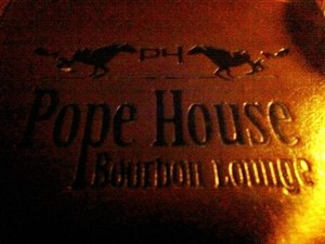 The Pope House Bourbon Lounge