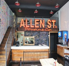 Allen Street Bar and Grill