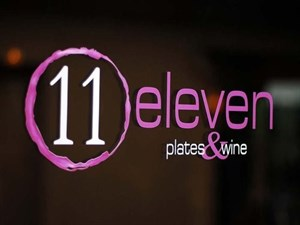 Eleven Plates and Wine