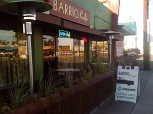 Barrio Cafe
