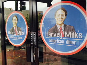 Harvey Milk's American Diner