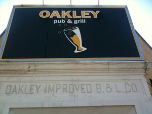 Oakley Pub and Grill