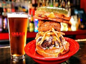 Grease Burger Beer & Whiskey Bar