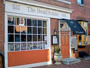 The HeadHouse Cafe