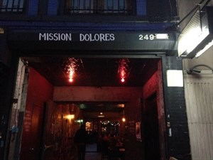 Mission Dolores Bar