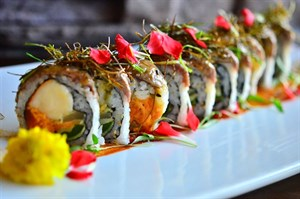 Eight Sushi Lounge