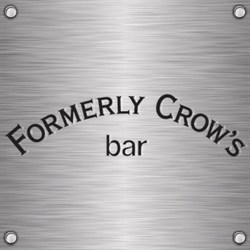 Formerly Crow's Bar