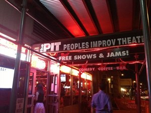 The Peoples Improv Theater