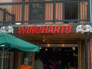 Winghart's Burger and Whiskey Bar