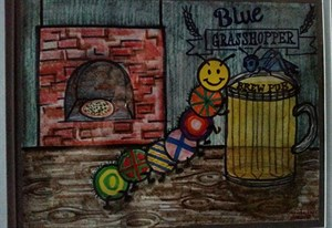 The Blue Grasshopper Brew Pub