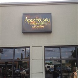 Apothecary Cafe & Wine Bar