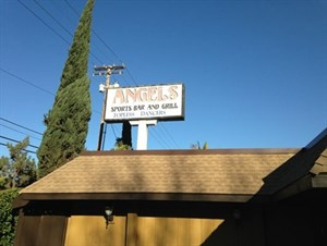 Angels Topless Sports Bar