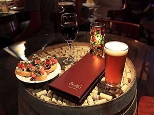 Amalfi Italian Restaurant Portland Oregon