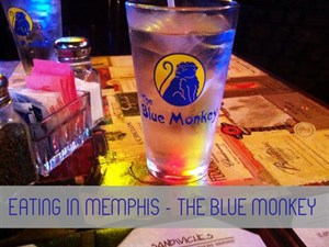 The Blue Monkey