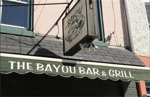 The Bayou Bar & Grill