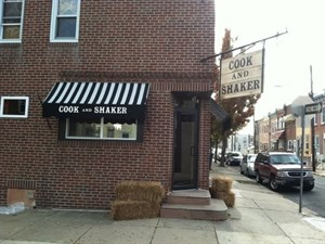 Cook and Shaker