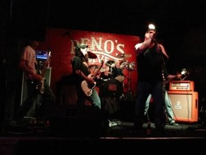 Reno's Chop Shop Saloon
