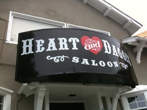 Heart and Dagger Saloon