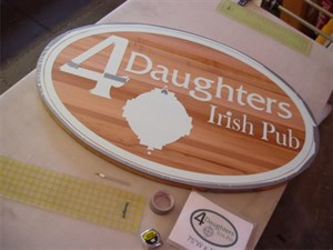 4 Daughters Irish Pub
